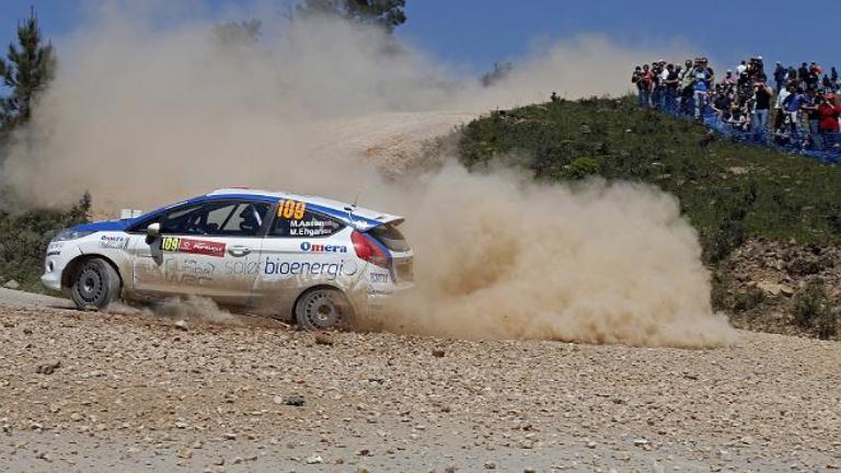 JWRC – Dalla Grecia Fiesta R2 alimentate con il bio