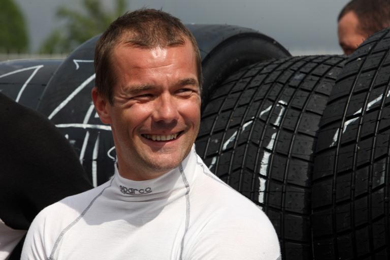 Loeb al Rallycross di Lohéac