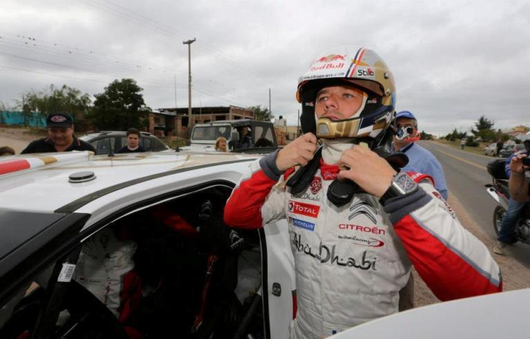 WRC – Loeb prende il comando