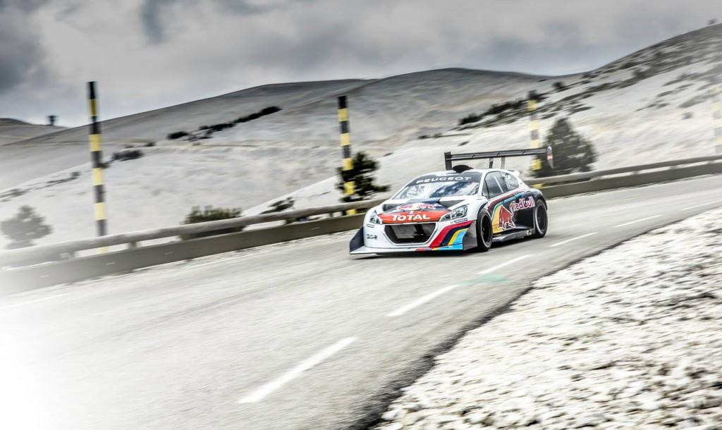 Per Loeb primi test in vista della Pikes Peak