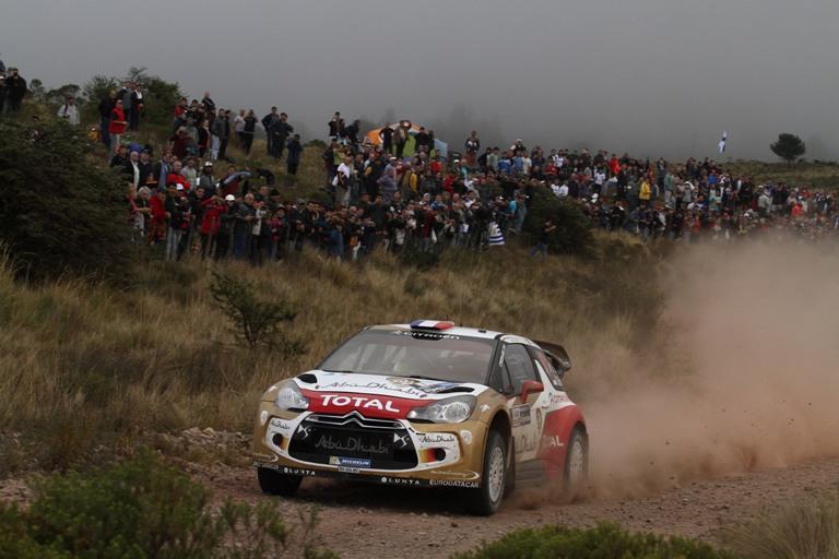 WRC – Ottavo trionfo per Loeb in Argentina