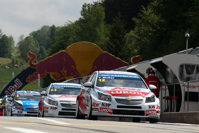WTCC – A Salzburgring arriva la terza pole di Muller