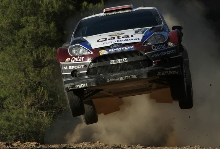 WRC – Novikov passa al comando all'Acropoli