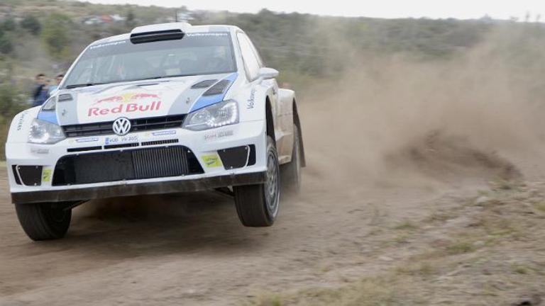 WRC – Ogier in Grecia con un nuovo freno a mano
