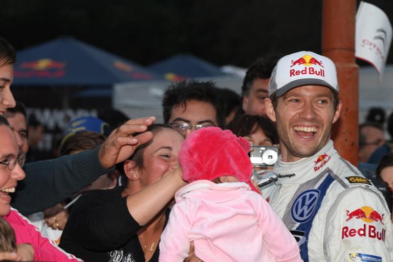 """WRC – Ogier: """"Secondo posto ok per il mondiale"""""""