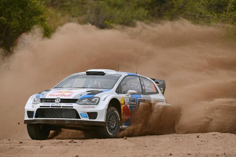 WRC – Ogier chiude davanti il primo loop della seconda tappa in Argentina
