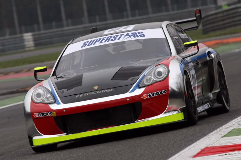Superstars International Series – Ritorno in Porsche per Giovanadri