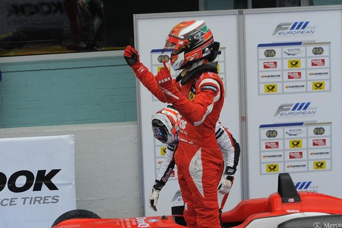 F3 – Marciello sempre più leader pensa a Brands Hatch