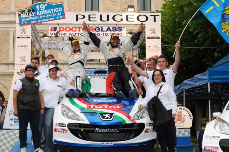 IRC – Nel weekend il Rally dell'Adriatico