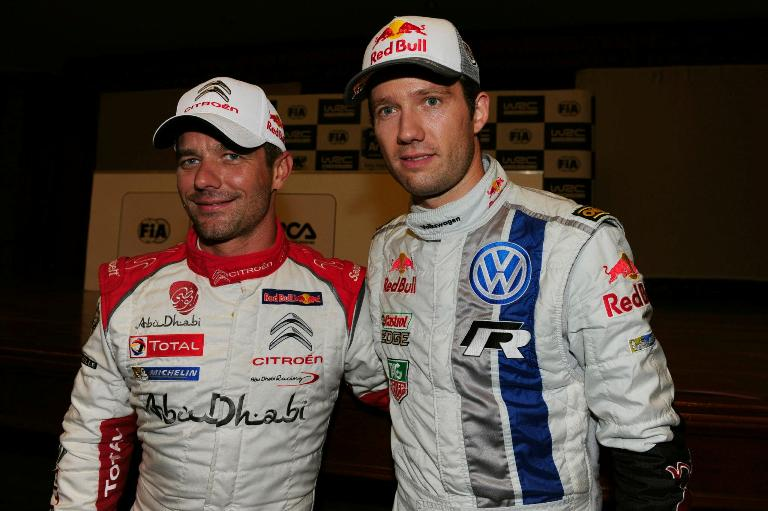WRC – Ogier fa sua la prima speciale in Argentina