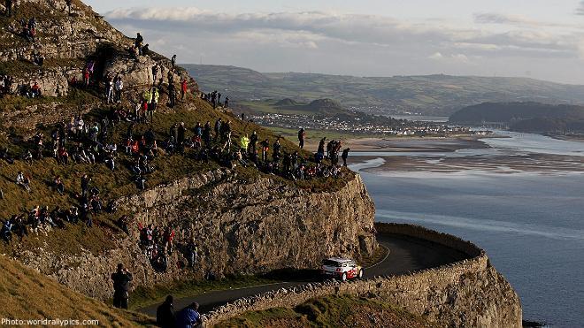 WRC – Il Rally Gb 2013 mischierà vecchio e nuovo