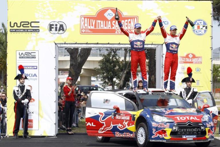 WRC – Parte il Rally d'Italia Sardegna