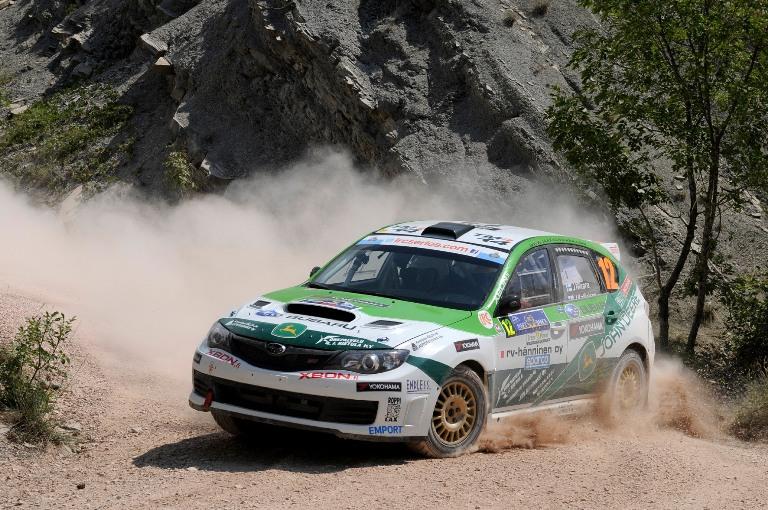 ERC – Salta il Rally di San Marino