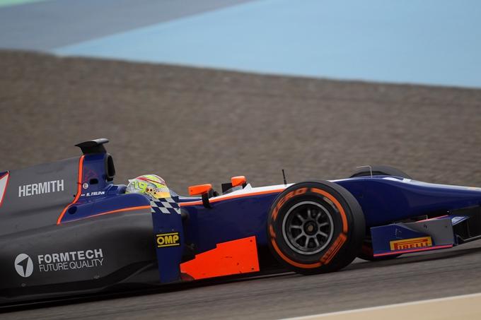 GP2 – Robin Frijns a Barcellona ancora con la Hilmer Motorsport