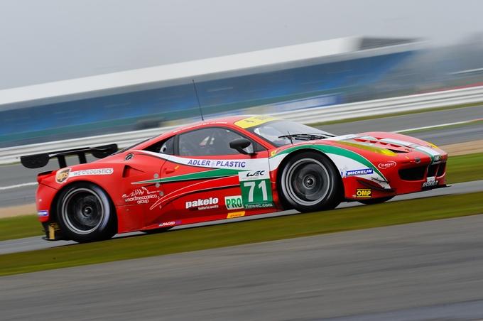 Sei ore Spa – Al via sei Ferrari 458 Italia
