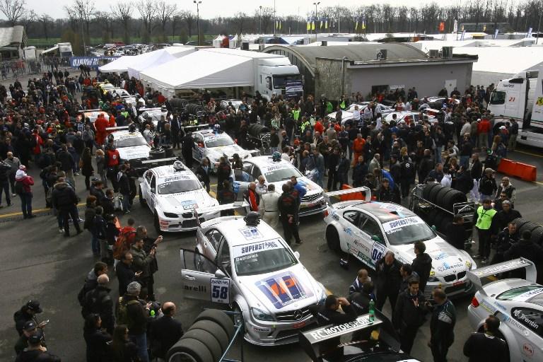 Superstars International Series – Tante novità per il weekend di Brno