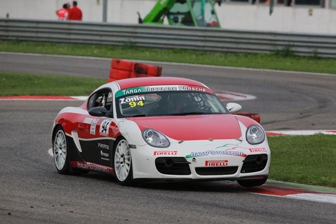 Targa Tricolore Porsche – Nuovi ingressi ad Adria nel weekend