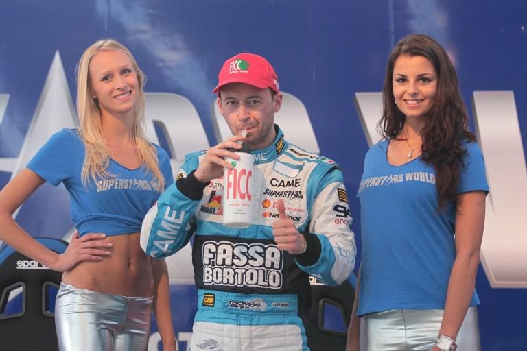 Superstars International Series- A Brno pole di Biagi