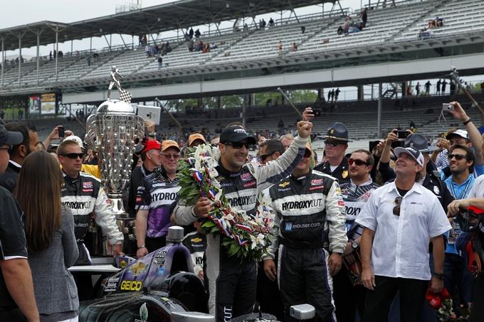 500 Miglia di Indianapolis – Finalmente la prima di Tony Kanaan