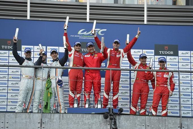 WEC – Soddisfazione a Maranello aspettando Le Mans