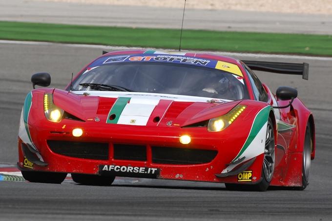 International GT Open – Successo per la Ferrari a Portimao