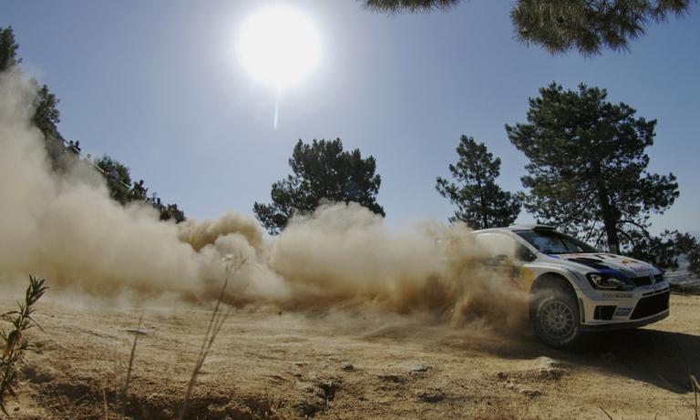 WRC – Ogier già al top in Sardegna