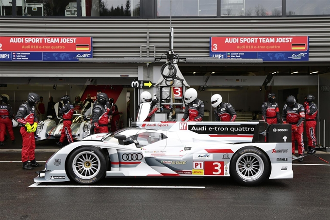 24 Ore di Le Mans – Audi pronta per il test-day