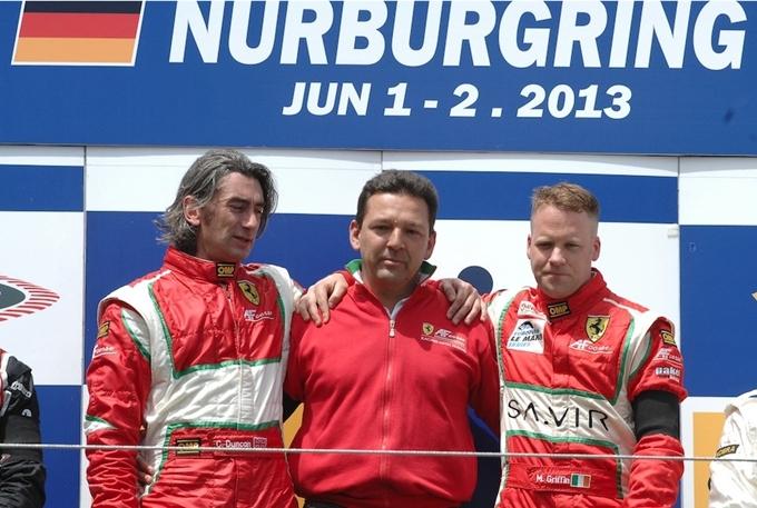 GT2 – 458 Italia trionfa al Nuerburgring