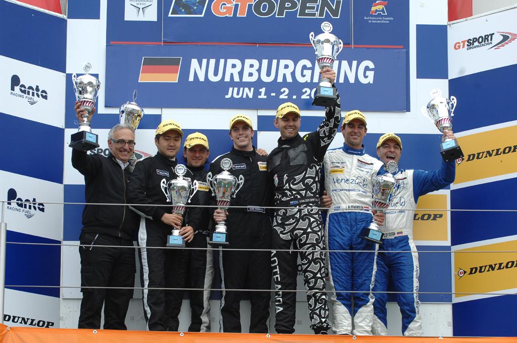 Trionfo di classe per Bhai Tech Racing al Nurburgring