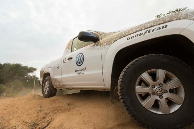 Spirit of Africa 2013, ancora una volta scelti gli pneumatici Goodyear Wrangler AT/SA