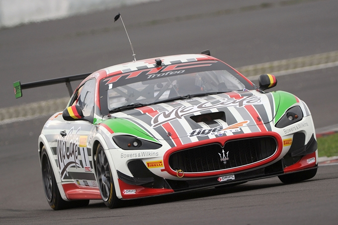 Maserati Trofeo MC World Series – Kuppens inizia bene al Nuerburgring