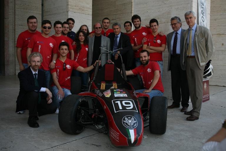 Flammini sponsorizzerà la Sapienza Corse