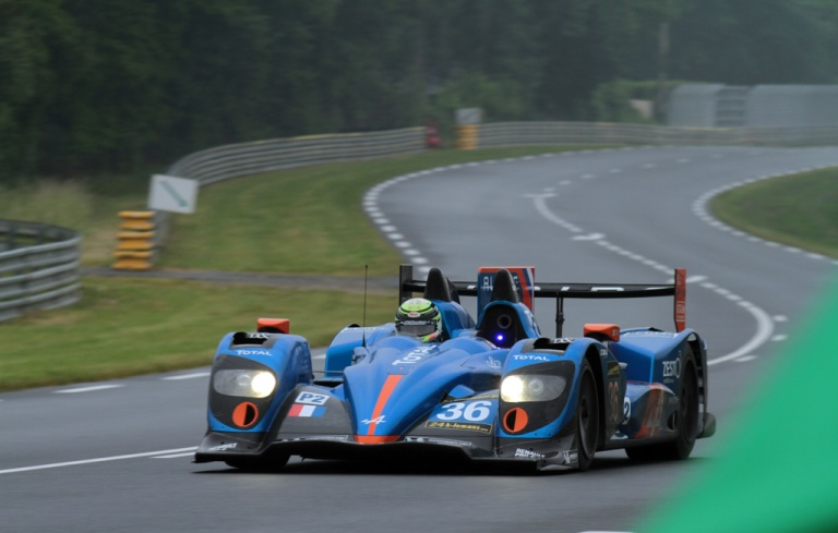 24H di Le Mans – Anche due Alpine A450 protagoniste dei test
