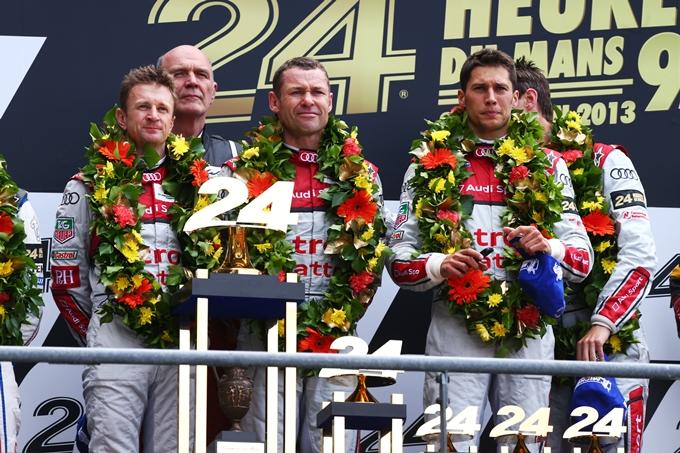 24 Ore di Le Mans – Audi a segno con Kristensen, McNish e Duval