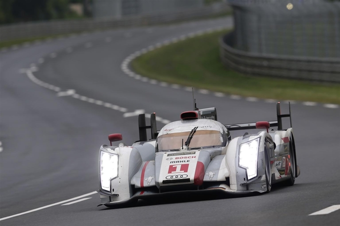 24 Ore di Le Mans – Audi inizia il warm-up