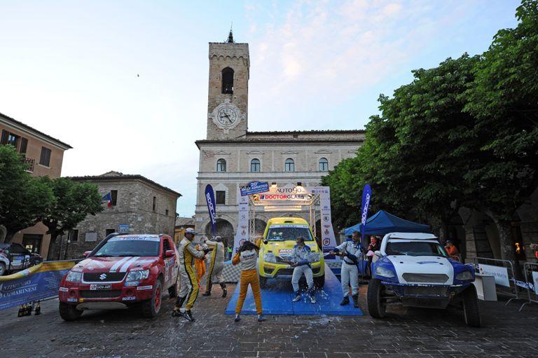 Campionato Italiano Cross Country – Codecà- Fedullo trionfano al Baja Rally Adriatico