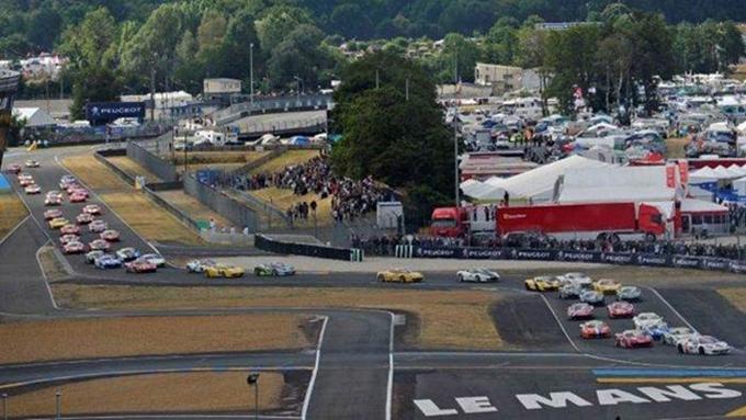 A Le Mans arriva anche il Ferrari Challenge Europa