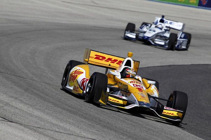 Indycar – Ryan Hunter-Reay concede il bis a Milwaukee