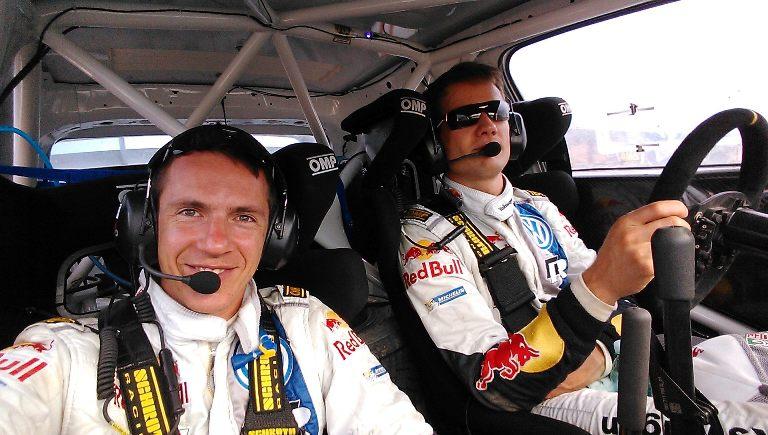 WRC – Piccolo incidente per Ingrassia