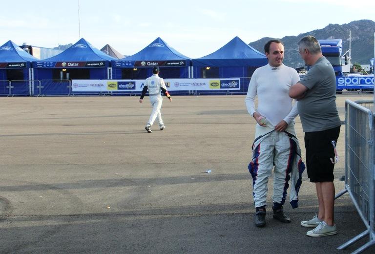 """WRC – Kubica: """"Ho ancora da imparare"""""""