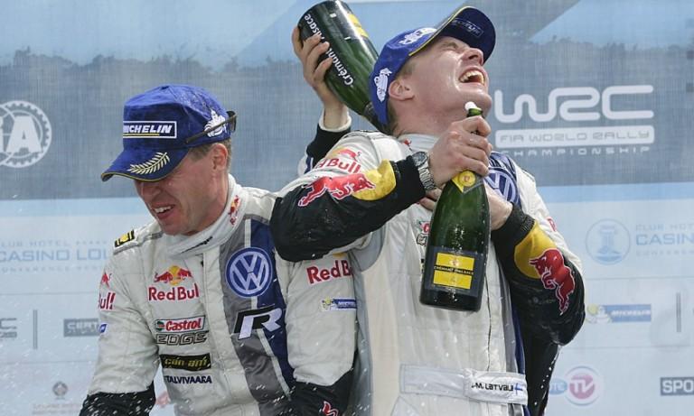 WRC – Grande vittoria di Latvala all'Acropoli