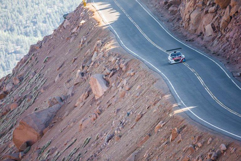 Loeb prosegue nella preparazione a Pikes Peak