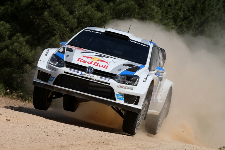 WRC – Ogier allunga nell'ultima tappa sarda