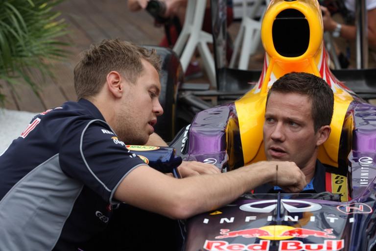 Ogier sogna di provare una F1