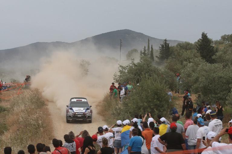WRC – Promosso il nuovo formato dell'Acropoli
