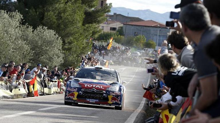 WRC – Presentato il Rally di Spagna 2013