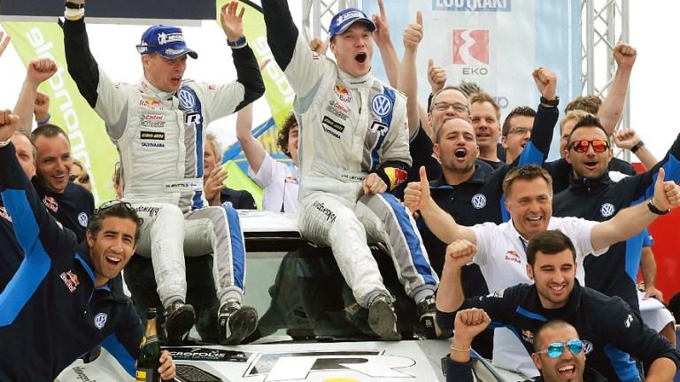 WRC – Confermata la vittoria di Latvala in Grecia