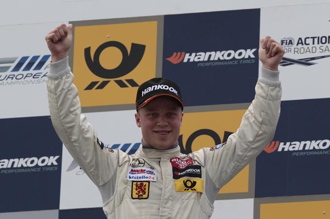 F3 – Rosenqvist cala il tris al Red Bull Ring