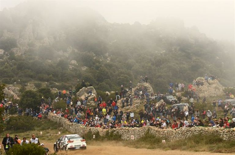 WRC – Il Rally d'Italia si avvicina