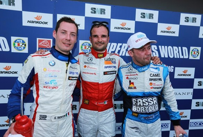 Superstars International Series – Terza vittoria stagionale per Liuzzi